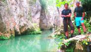 Yenişehir'deki Cennet Kanyonu İlk Kez Görüntülendi