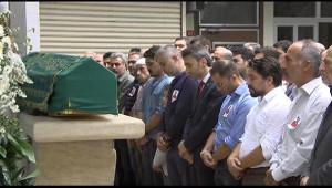 Arkadaşı Tarafından Öldürülen Galeri Sahibi Son Yolculuğuna Uğurlandı