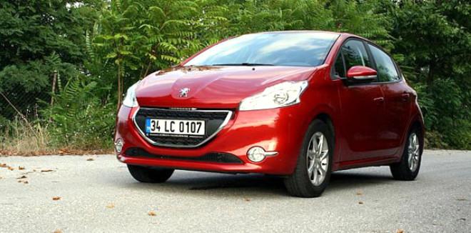 Şehire Pratik Çözüm Peugeot 208