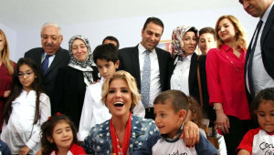 Çocuklar Gülsün Diye Derneği' Gaziantep'te Anaokulu Açtı