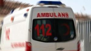 Manavgat'ta Trafik Kazası: 1 Ölü, 1 Yaralı