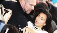Kim Kardashian Moda Haftasında Saldırıya Uğradı
