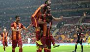 Galatasaray Sivasspor'u 2-1 Yendi