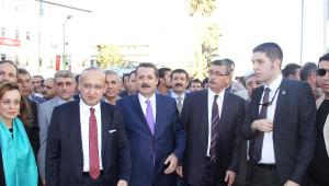 Akdoğan: 1.5 Milyon Göçmene Ev Sahipliği Yapıyoruz (3)