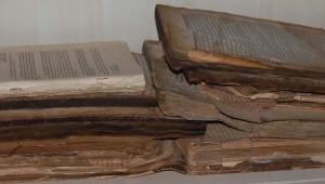İnönü Döneminde Yakılmaya Çalışılan Kitapları Gösterdi
