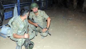 Işid ile Ypg Türkiye Sınırında Çatışıyor (4)