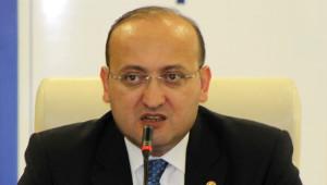 Başbakan Yardımcısı Akdağ'dan Ahmet Türk'e 'Ruh Hali' Cevabı