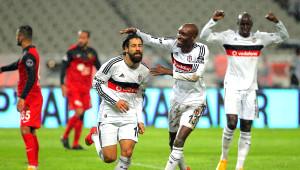 Beşiktaş: 1 - Eskişehirspor: 1