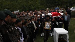 Çorumlu Şehit Polis Son Yolculuğuna Uğurlandı