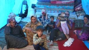 Işid'den Kaçan Kürtler, Kırıkhan'a Geldi