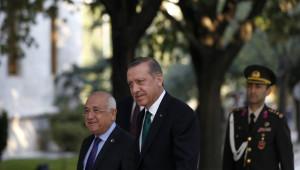 Cumhurbaşkanı Erdoğan İade-i Ziyaret İçin TBMM'de