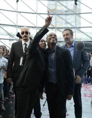 Dahi Bellek' İstanbul'u Çizdi