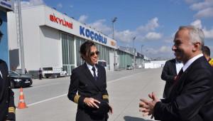 THY'nin 58 Yeni Pilotu Brövelerini Taktı