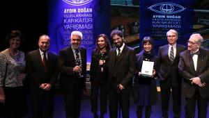 31'inci Aydın Doğan Uluslararası Karikatür Yarışması'nda Birincilik Türkiye'nin