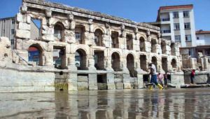 3 Bin Yıllık Cariye Havuzu Bulundu