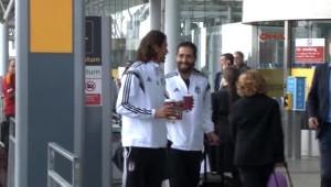 Beşiktaş Londra'ya Geldi