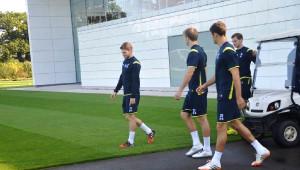 Tottenham Hotspur Çalışmalarını Tamamladı