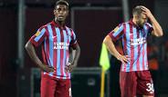 Trabzonspor, Legia Varşova'ya 1-0 Yenildi