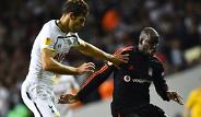 Beşiktaş, Tottenham'la 1-1 Berabere Kaldı