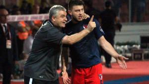 Mersin İdmanyurdu: 1 - Bursaspor: 0 (İlk Yarı)