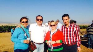 Yurt Dışından Gelen Yönetici ve Akademisyenler Alaşehir'de İncelemelerde Bulundular