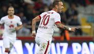 Galatasaray, Kayseri Erciyesspor'u 2-1 Yendi