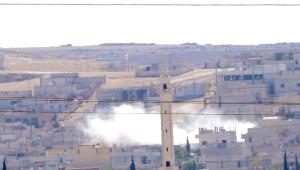 Kobani'de Bayramda da Silahlar Susmadı (5)