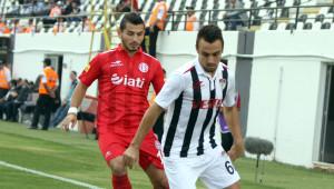 Manisaspor: 3 - Antalyaspor: 3