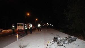 Antalya Finike'de Feci Kaza: 3 Ölü, 1 Yaralı