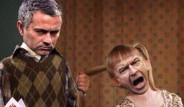 Mourinho-Wenger Gerginliği Sosyal Medyaya Sıçradı