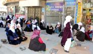 Kobani İçin Namaz Kılıp, Dua Ettiler