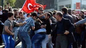 Polis, Eylemciyi Son Anda Kurtardı