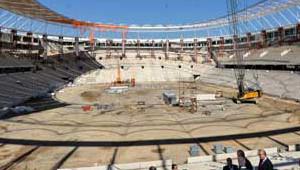 Timsah Arena Yeni Sezona Hazır!