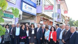 CHP Manisa Milletvekilleri Partililerle Bayramlaştı