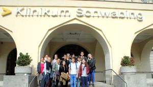 Münih'te Misafir Türk Öğrencilere Ebola Brifingi