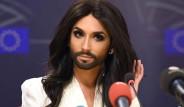 Avrupa Parlamentosu'nda 'Sakallı Kadın' İzdihamı