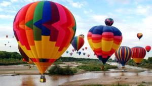 Balon Festivalleri Renkli Görüntüleri ile Büyülüyor