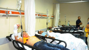 Dargeçit'te Karakola Saldıranlara Ateş Açıldı: 1 Ölü, 6 Yaralı - Ek Fotoğraflar