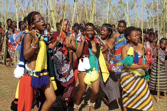 Swazilandlı Kızlara Bakire Kalmaları İçin Maaş Bağlanacak