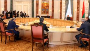 Belarus'daki Bdt Zirvesi Poroşenko'suz Başladı