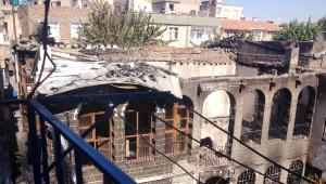 Diyarbakır'daki Olaylarda Tarihi Müze Kül Oldu
