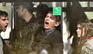 Beyazıt Meydanı'nda IŞİD Gözaltısı