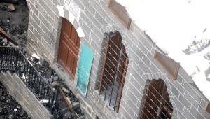 Diyarbakır'daki Müze Yangınına Halk Müdahale Etmiş