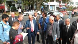 Süleymanpaşa Belediye Başkanı Eşkinat: