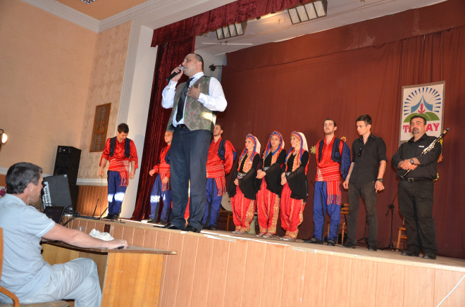 Edirneli Müzisyen Evrim Kaşıkçı Köstence'de Konser Verdi