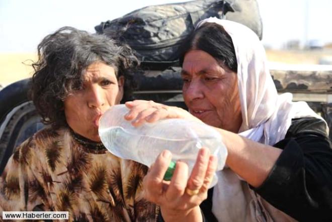 IŞİD Ferman Verdi: Ezidi Kadınları Satmak Caiz