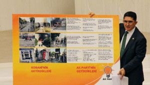 TBMM Genel Kurulu'nda Pankart Tartışması