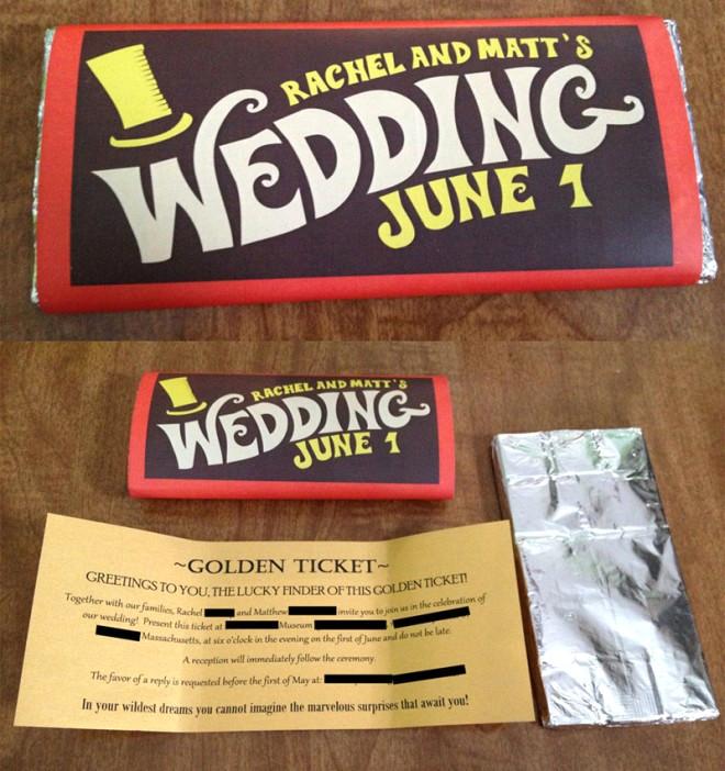 Unutulmaz Düğünler İçin Olağandışı Davetiyeler