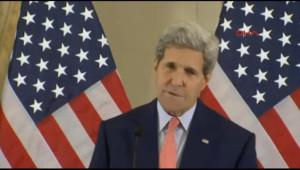John Kerry: Türkiye Bazı Tesisleri Kullanmaya İzin Verdi