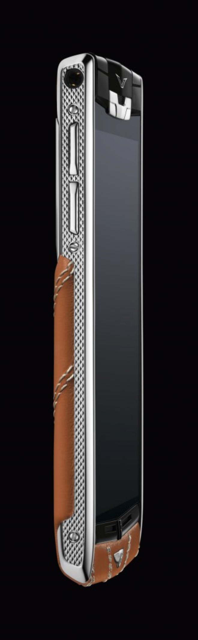 Yeni Lüks Akıllı Telefonla Tanışın: Vertu For Bentley
